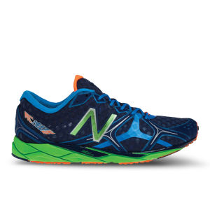 New Balance Men's M1400 V2 Racing Comp. Shoes - Blue/Green