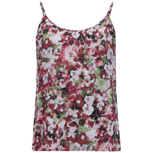 Vero Moda Women's Easy Cami Top - Red