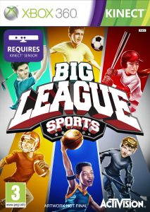 Big League Sports (Kinect)
