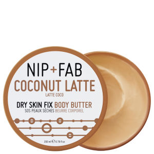 Nip+Fab Body Butter Coconut Latte (200ml)