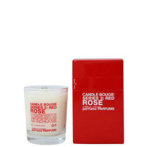 Comme des Garcons Parfums Red Series 2 Rose 75ml Candle