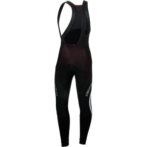 Castelli Arrivo Bib Tights - Black/White