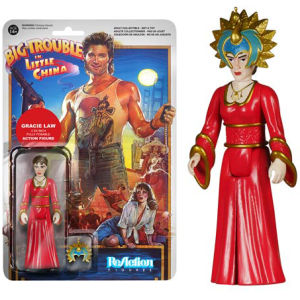 ReAction Big Trouble in Little China Gracie Law 3 3/4 Inch Action Figure
