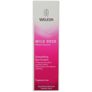Weleda Wild Rose Smoothing Eye Cream (10ml)
