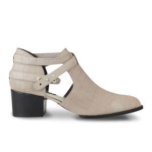Senso Women's Qimat Ankle Boots - Smoke