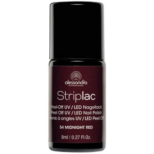 Striplac Midnight Red UV Nail Polish (8ml)