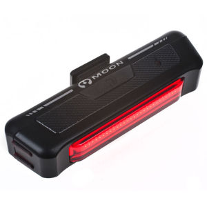 Moon Comet USB  Rear Light Black