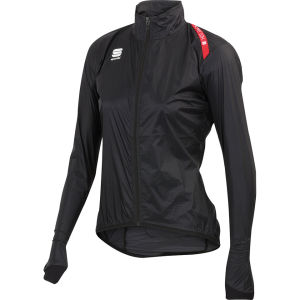 Sportful Women's Hot Pack 5 Donna Jacket - Black