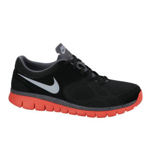 Nike Men's Flex 2012 Running Shoes - Black