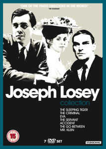Joseph Losey Boxset
