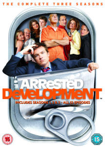 Arrested Development - Season 1-3