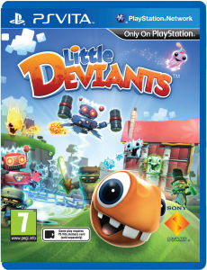 Little Deviants (Vita) PAL UK