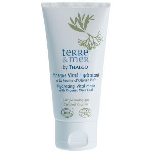 Terre & Mer by Thalgo Hydrating Vital Mask with Organic Olive Leaf