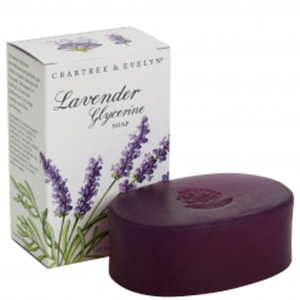 Crabtree & Evelyn Lavender Glycerine Soap (100G)