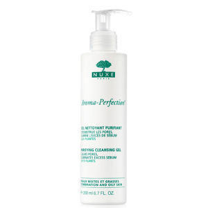 NUXE Aroma Perfection Gel Nettoyant Purifiant - Purifying Cleansing Gel (200ml)