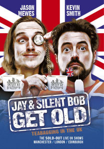 Jay and Silent Bob Get Old - Tea Bagging in UK