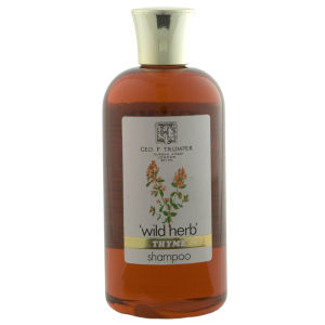 Trumpers Thyme Herbal Shampoo - 200ml Travel