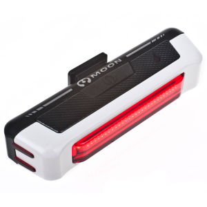 Moon Comet USB Rear Light White