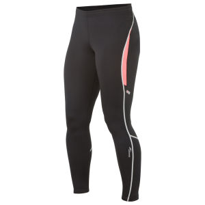 Saucony Women's Omni LX Tight - Black/Vizipro Coral