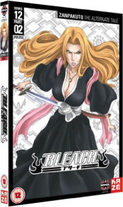 Bleach: Zanpakuto the Alternate Tale - Series 12: Part 2 (Episodes 242-253)