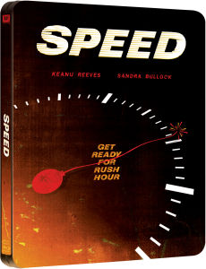 Speed - Limited Edition Steelbook