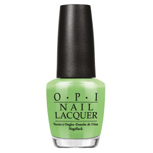 OPI Neons Collections Lacquer - You Are So Outta Lime!