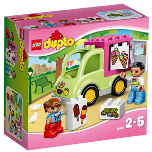 LEGO DUPLO: Ice Cream Truck (10586)