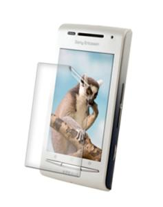 ZAGG - Invisible Shield for Sony Ericsson Xperia X8 - Screen