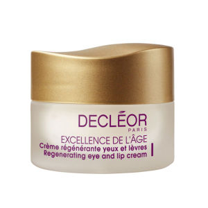 DECLÉOR Excellence De L'Age Regenerating Eye and Lip Cream (15 ml)