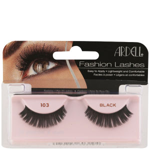 ARDELL FASHION LASHES BLACK - 103