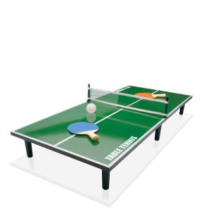 Desktop Table Tennis