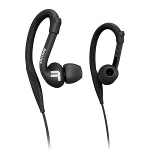 Philips SHQ3200BK/28 ActionFit Sports Earhook Headphones - Black