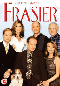 Frasier - Complete Season 5 [Repackaged]