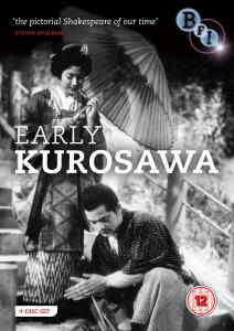Early Kurosawa (4-disc Set)