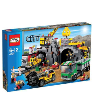 LEGO City: The Mine (4204)