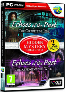 Echoes of the Past ™ 3 & 4 (The Hidden Mystery Collectives)