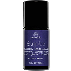 Striplac Dusty Purple UV Nail Polish (8ml)