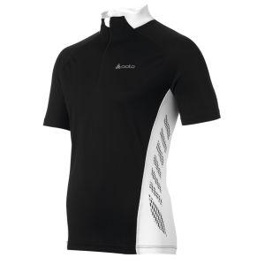 Odlo Action Ss Cycling Jersey - Black