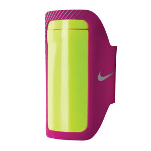 Nike Women's E2 Prime Performance Armband For iPhone 5 - Pink