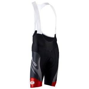 Sugoi RSE Bib Shorts - Black/Red
