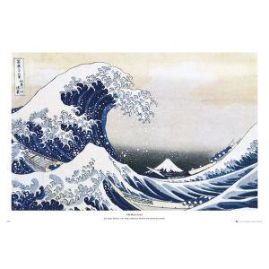 Hokusai Great Wave - Maxi Poster - 91.5 x 61cm