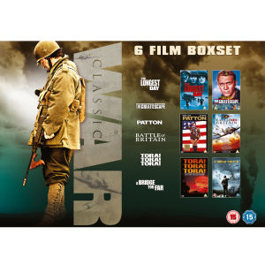 Classic War Collection (6 Film Box Set)