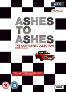Ashes to Ashes Complete Box Set - Series 1-3