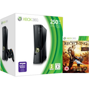 Xbox 360 250GB Console: Bundle (With Kingdoms Of Amalur: Reckoning)