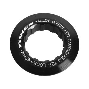 Token Alloy 12 Tooth Lock Ring - Campagnolo Freehub