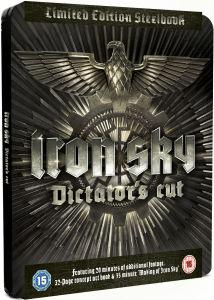 Iron Sky - Dictators Cut - Steelbook Edition