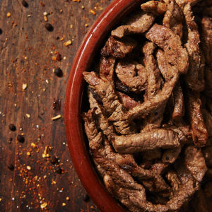 Beef Steak Strips