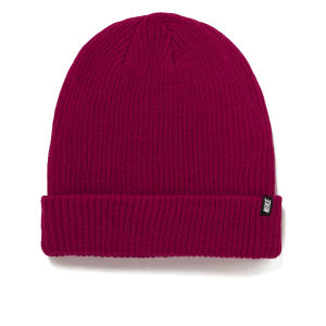 Nike Men's Core Beanie - Blue/Gym Red