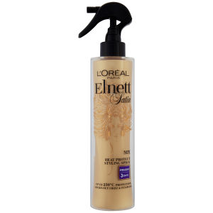 L'Oreal Paris Elnett Satin Hitze Schutz Spray - Glatt (170ml)