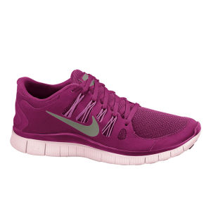 Nike Women's Free Run 5.0 Running Shoes - Bright Magenta
